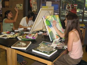 painting classes in bangalore