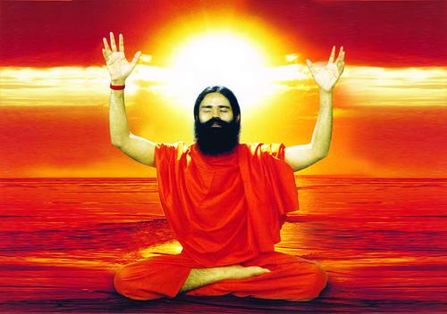 Baba Ramdev Yoga Trainer