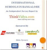 International Schools in Bangalore - Report